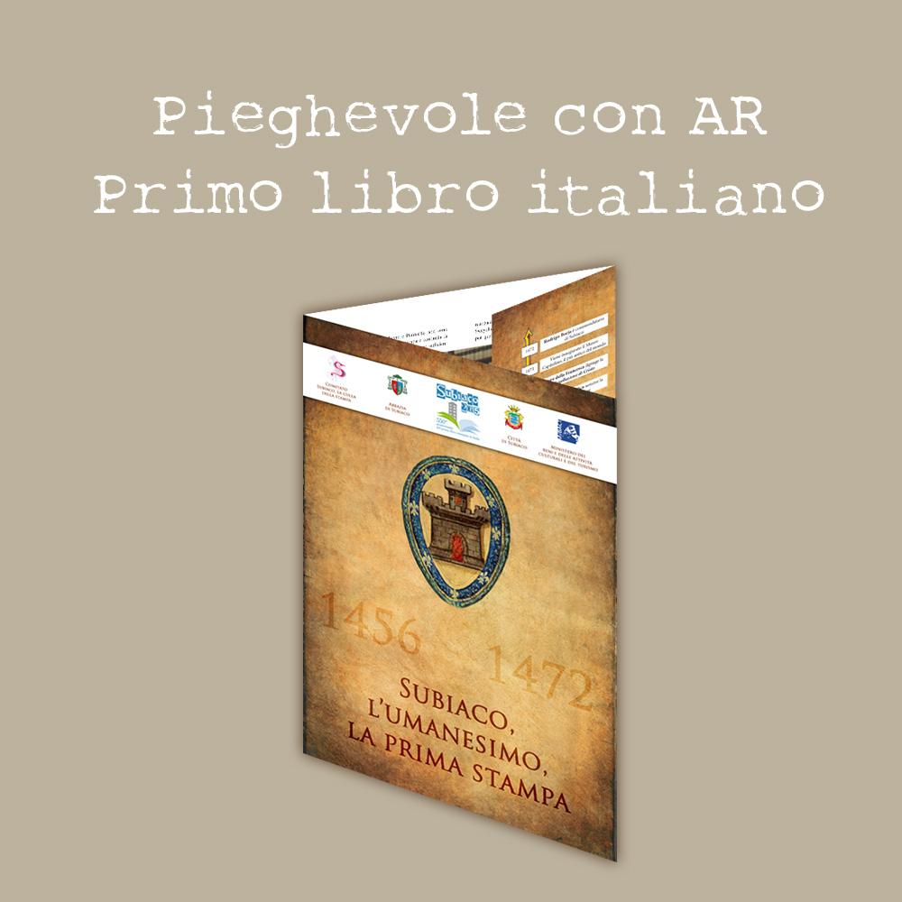 1456 – 1472 Subiaco, l'umanesimo, la prima stampa